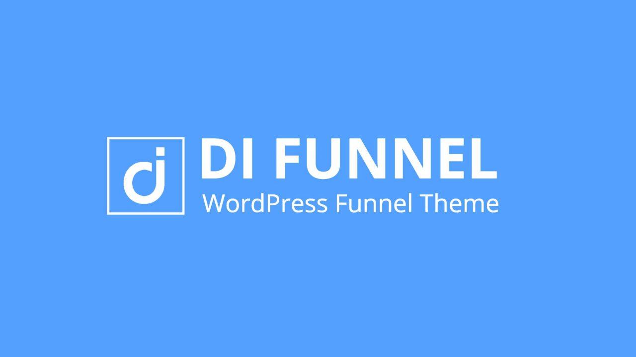DI Funnel | Divi WordPress Funnel Theme als Clickfunnels Alternative