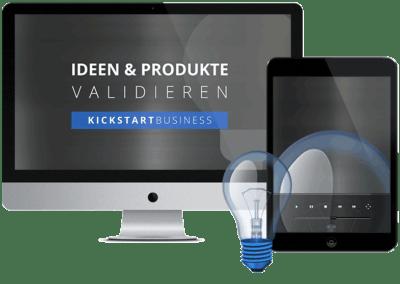Workshop: Ideen und Produkte validieren